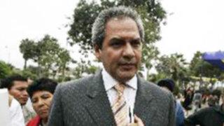 Fiscalía pide investigación penal para Omar Quezada por manejos en Cofopri
