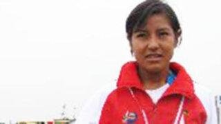 Inés Melchor: Espero lograr la medalla de oro en Panamericanos