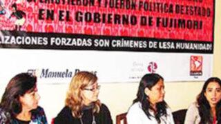 Fiscalia investiga nuevamente caso de esterelizaciones forzadas