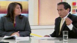 Coronel Robles Castillo: Pedido de prórroga es allanarse a la CIDH