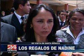 "Nadine Heredia: Gobierno ""blinda"" la investigación a Omar Chehade"
