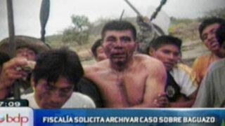 Fiscalía solicita que se archive el caso del Baguazo
