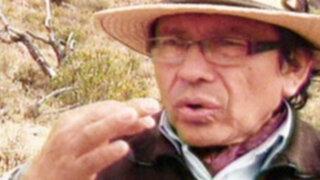 Informe con los últimos detalles del velatorio y entierro de Ciro Castillo