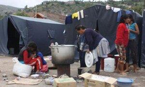 Con 10 toneladas de ayuda humanitaria se beneficiaron los afectados por sismo en Ica