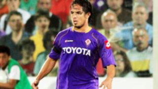"""Club Fiorentina tasa pase de Juan """"loco"""" Vargas en 16 millones de dólares"""