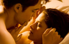 """Cortan escenas de sexo de """"Amanecer"""" por estar subidas de tono"""
