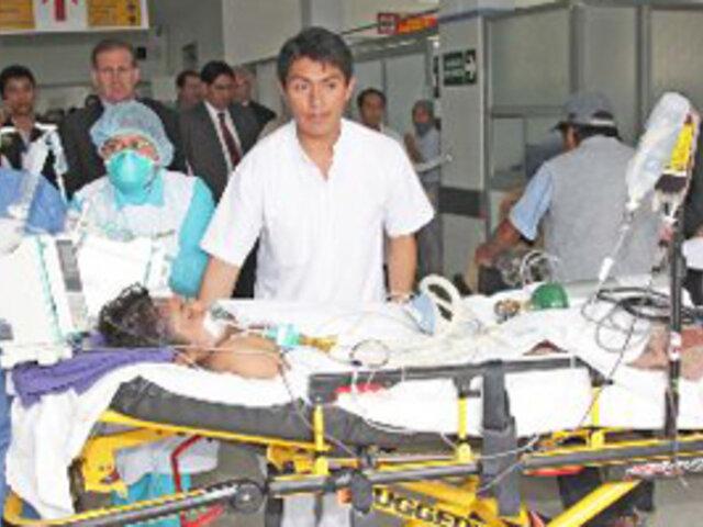 Balacera en el Cercado de Lima dejó cuatro heridos