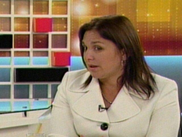 Congresista Pérez Tello lamenta que acusación contra Chehade se haya archivado