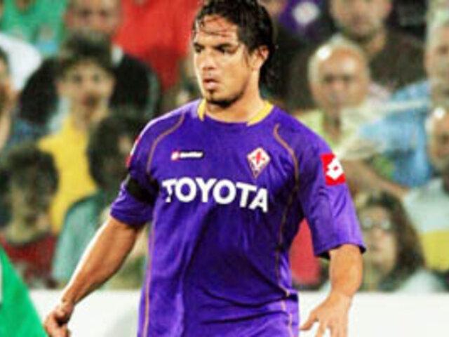 La Fiorentina volvió a la senda del triunfo en el Calcio