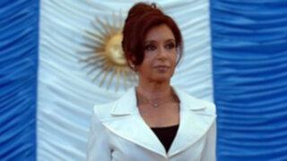 Presentan a muñeca de la presidenta argentina Cristina Fernández