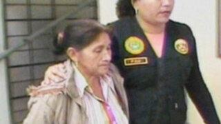 Madre e hijo son detenidos por elaborar droga en su domicilio