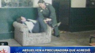 Justicia absuelve a procuradora que agredió a policías tras manejar ebria