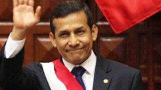 Legalmente Ollanta Humala no puede hacer más en el Caso Chehade