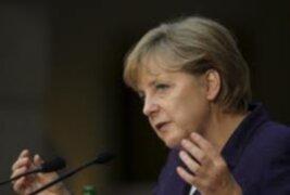 Bolivia-Chile: Merkel pide retomar diálogo sobre salida al mar