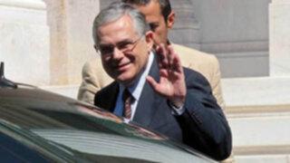 Economista Lucas Papademos fue designado nuevo primer ministro de Grecia