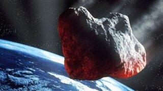 """Detectan un asteroide """"potencialmente peligroso"""" para la Tierra"""