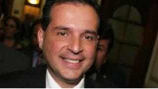 Denuncia contra Omar Chehade por cuatro delitos es declarada procedente