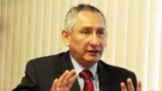 Ministro Cornejo: Gobierno lanzará programa de viviendas en zonas rurales y alto andinas