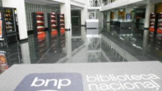 Amenaza de bomba en la Biblioteca Nacional fue falsa asegura la policía