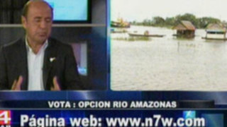 Nuestra Amazonía sigue en carrera por ser una de las maravillas del Mundo