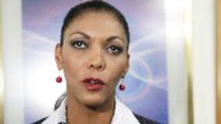 Cenaida Uribe asegura que jamás intervino en licitación de paneles