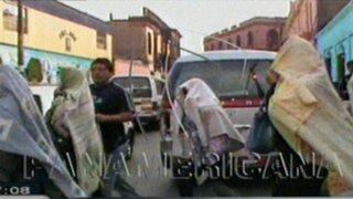 Al menos 50 personas fueron intervenidas en prostíbulo clandestino del Cercado de Lima