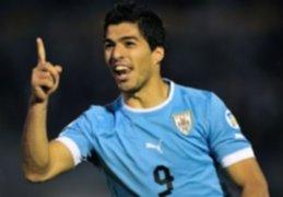 Uruguay pasó por encima a Chile al golearlo por 4-0