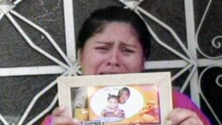 El drama de una madre que busca desesperadamente a su menor hijo