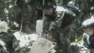 Tingo María: Policía logra decomisar insumos químicos en el Monzón