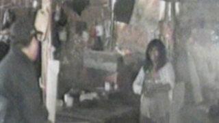 Chimbote: Joven intenta quitarse la vida y matar a toda su familia