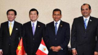 Presidente Ollanta Humala tomo parte en reunión para negociar Acuerdo de Asociación Transpacífico