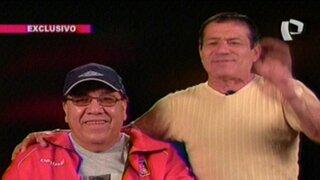 Al Sexto Día recuerda la trayectoria de los humoristas Alejandro Romero y Miguel Barraza