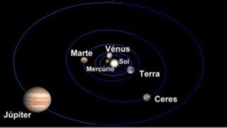 Según estudios el Sistema Solar pudo tener cinco planetas gigantes