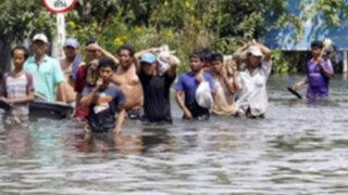 Inundaciones en Tailandia dejan más de 500 muertos y 5 millones de damnificados