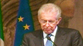 Flamante Primer Ministro de Italia busca sacar a su país de la crisis