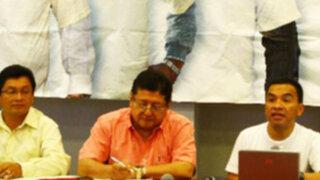 Julio Pacheco asegura que no dejará la presidencia de Universitario
