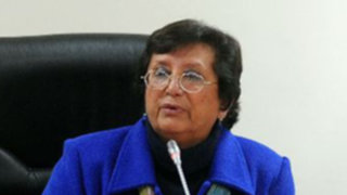 Oficialista Rosa Mávila destaca el diálogo para resolver conflicto antiminero