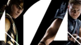 """Presentan el afiche de """"Los Vengadores"""""""