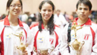 Perú consigue ganar 6 medallas en Las Vegas