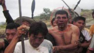 Informe exclusivo de Panorama con imágenes inéditas sobre el Baguazo