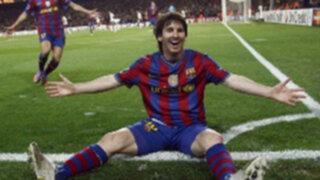 Tras buenas actuaciones Messi vale actualmente 140 millones de euros