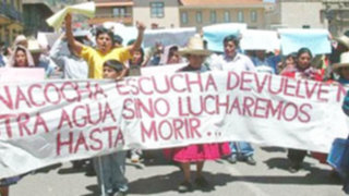 Alcaldes de Cajamarca se reunirán con Salomón Lerner