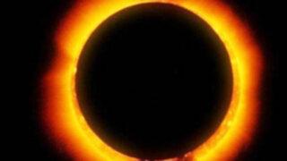 Eclipse solar podrá verse parcialmente esta tarde en Lima