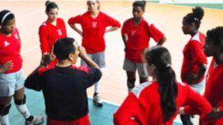 Perú gana su tercer partido en Sudamericano Infantil de Voley