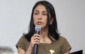 Nadine Heredia: No hay ningún tipo de preferencias hacia Alexis Humala