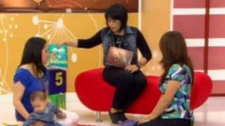Importancia de la estimulación visual en los bebés