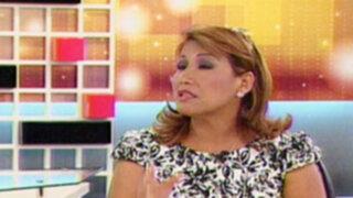 Liliana Humala: Denunciaré a Blanca Paredes por acusarme de tráfico de influencias