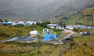 ANGR considera que proyecto Conga debe permanecer en espera