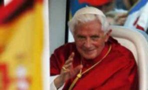 Benedicto XVI afirma que Cuba y el mundo necesitan cambios