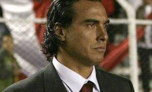 Ecuador: Club Emelec descartó contratación de 'Chemo' del Solar como DT
